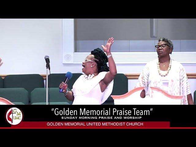 07-04-2021 - Golden Memorial Live Stream with Pastor Robert S. King