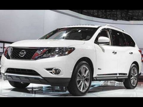 2018 Nissan Pathfinder - YouTube
