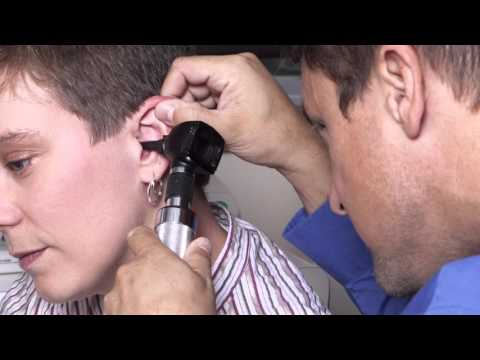Perforated Eardrum - Boys Town Ear, Nose & Throat Institute