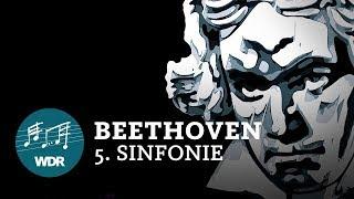 Ludwig van Beethoven - Sinfonie Nr. 5 c-Moll op. 67 Schicksals-Sinfonie   WDR Sinfonieorchester