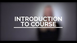 Introduction to Course | Values Based Organizing