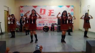 Video HKB48 - NAGIICHI, CHIME WA LOVE SONG (DANCE COVER) download MP3, 3GP, MP4, WEBM, AVI, FLV Agustus 2018