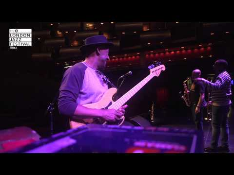 Marcus Miller highlights | EFG London Jazz Festival 2014