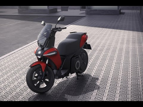 SEAT E-Scooter, La Marca Española Crea Una Moto Eléctrica | Auto10TV