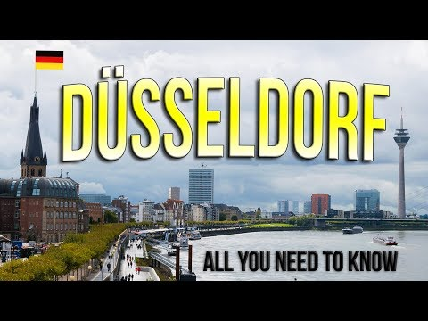 Düsseldorf in Germany: All You Need To Know (And More) | Get