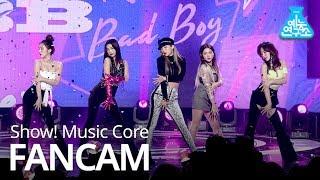 [예능연구소 직캠] Red Velvet - RBB(Really Bad Boy), 레드벨벳 - RBB(Really Bad Boy) @Show Music core 20181215