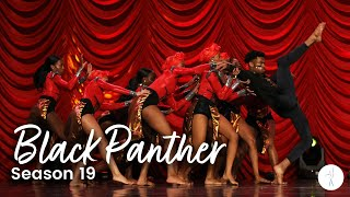 Black Panther (The Dance Awards Orlando 2019)| Dancemakers of Atlanta