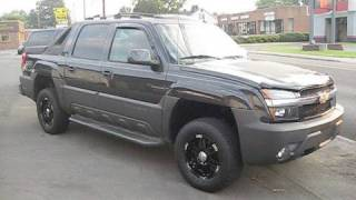2003 Chevrolet Avalanche Z71 Start Up, Custom Exhaust, In Depth Tour, and Short Drive