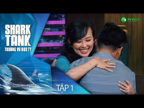 [FULL HD] SHARK TANK VIỆT NAM - TẬP 1 | Startup thu hút hơn 3 TỶ ĐỒNG sau 5 PHÚT |  VTV 3
