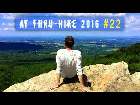 Appalachian Trail Thru-Hike 2016 #22 - Harpers Ferry, WV to Mason-Dixon Line