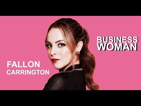 BUSINESS WOMAN - [Fallon Carrington]