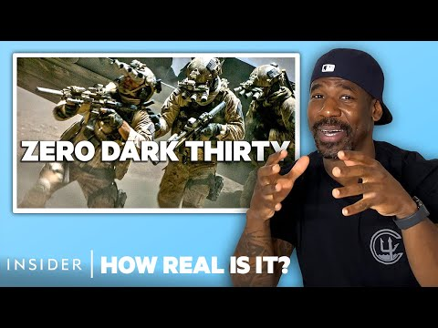 Navy SEAL Rates 10 Naval Special Warfare Scenes In Movies And TV | How Real Is It?