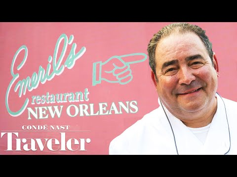 My New Orleans with Emeril Lagasse I Condé Nast Traveler
