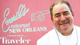 Emeril Lagasse Tours His Favorite New Orleans Food Spots I Condé Nast Traveler