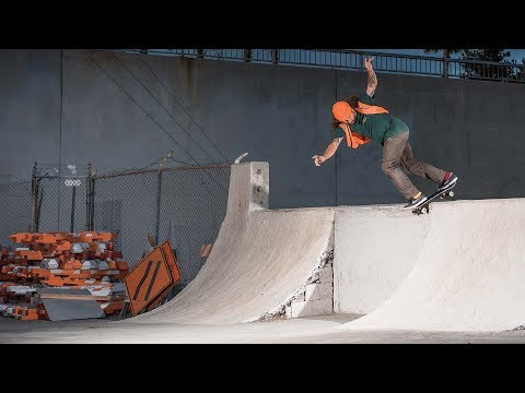 Equal Parts Labor - Levi's Skateboarding | Long Beach DIY