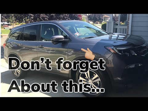 Honda Accord, Pilot, and Civic owners SHOULD check this before going to a dealer...