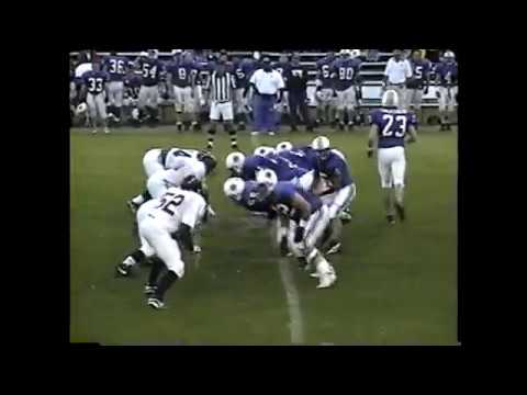 NCC - North Stars - Syracuse Football  8-22-98