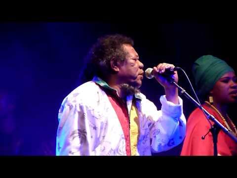 ras natty baby - seggae music - live 2012