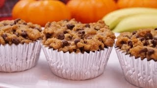 Chocolate Chip Pumpkin-banana Muffins Recipe: How To Make: Diane Kometa-dishin' With Di Recipe #27