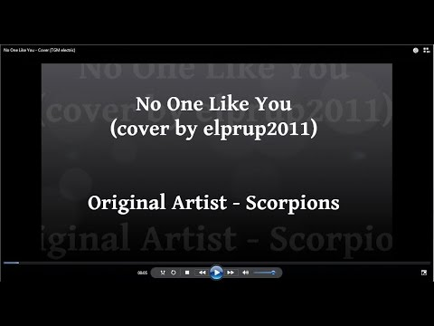 No One Like You (Scorpions Cover; TGM electric)