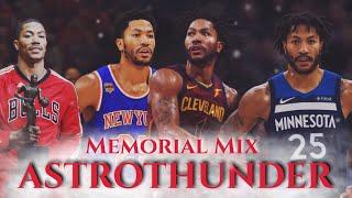 Derrick Rose Mix Memorial Edition: ASTROTHUNDER Travis Scott