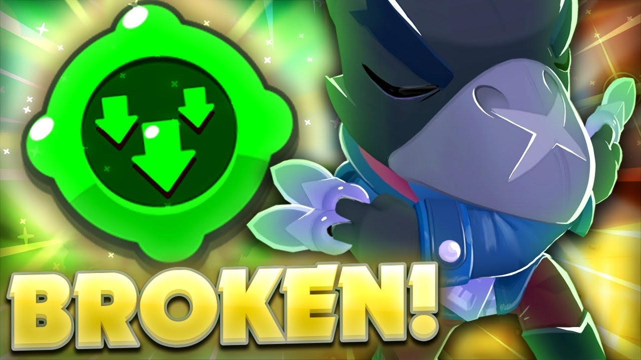CROW NEW GADGET! - Slowing Toxin Is BROKEN! - First Or Second Gadget: Which Is Better? - Brawl Stars