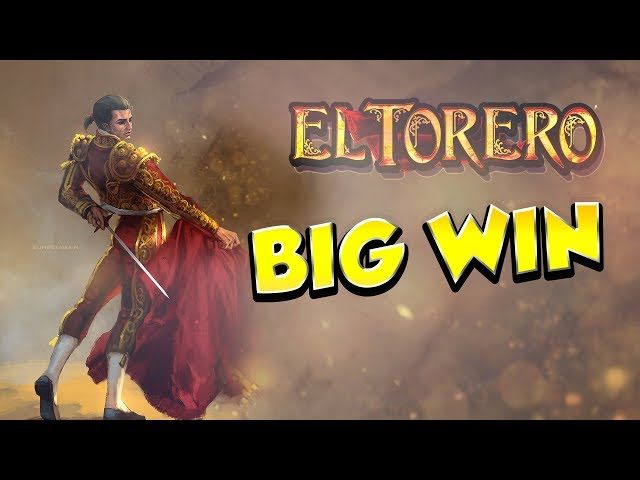 BIG WIN!!!! El Torero Big win - Casino - Bonus Round (Online Casino)