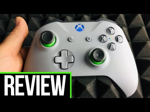 Xbox One Wireless Controller - Grey/Green - REVIEW | Long Term Review