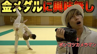【オリンピックに興味がないカメラマン】優勝の瞬間を見逃す