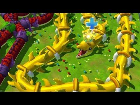 Snake Rivals - HOLY DELPHINE KING - Zero To Hero