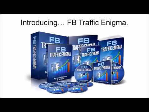 FB Traffic Enigma Full Review Video Click Here Now!