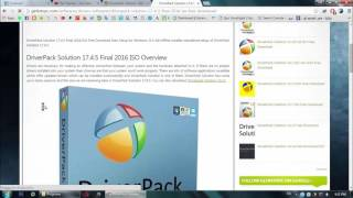 ????? DriverPack Solution 17.4.5 Final 2016 ????? ?????.