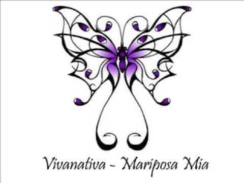 vivanativa mariposa mia