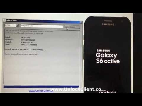 Instant unlock samsung S6 S7 G890A G920A G925A G928A N920A G930F G935W8  from UnlockClient on Vimeo