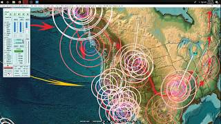 12/18/2017 -- Seismic Unrest expected -- California possible M6.0 + International M7.0+ EQ's due