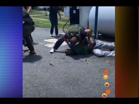 Two Black Men Were Beat By Police For Nothing On Traffic Stop In Rock Hill, SC