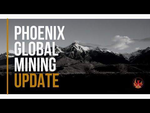 Phoenix Global Mining Webinar Feb 28, 2019