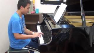 20150724 湕勳 文化盃 賽前練習 Mendelssohn Rondo Capriccioso Op 14