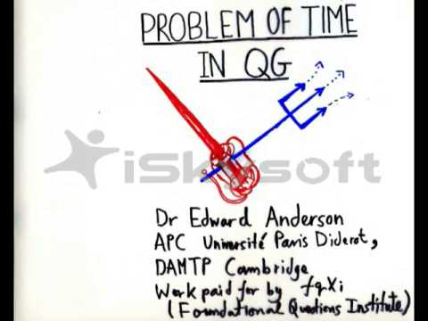 "Edward Anderson, ""The Problem of Time in Quantum Gravity."""