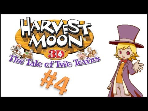 Harvest Moon (3DS): The Tale Of Two Towns Part4