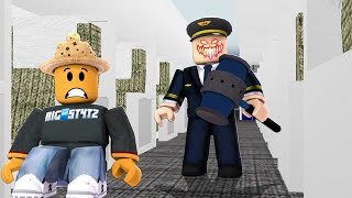 TRAPPED IN AN AIRPORT WITH BEAST! (Roblox Flee The Facility) *NEW MAP* ✈️