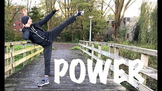 THE MOST POWERFUL KICK!