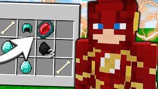 UDERZYŁ WE MNIE PIORUN I STAŁEM SIĘ NAJSZYBSZYM CZŁOWIEKIEM - Minecraft: Przygody z Flotharem #39