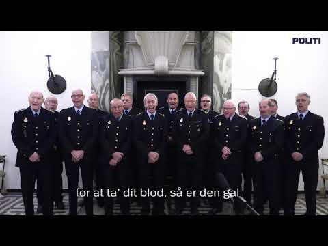 Københavns Politi Sangkor - årets julefrokostsang 2017