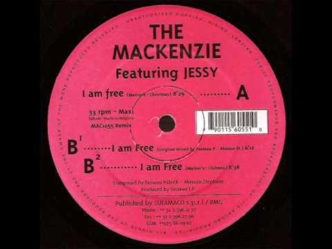 The Mackenzie Feat Jessy - I am Free...