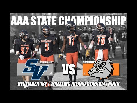 2018 Martinsburg State Championship Hype Video