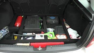 видео Какой выбрать багажник на Калину?