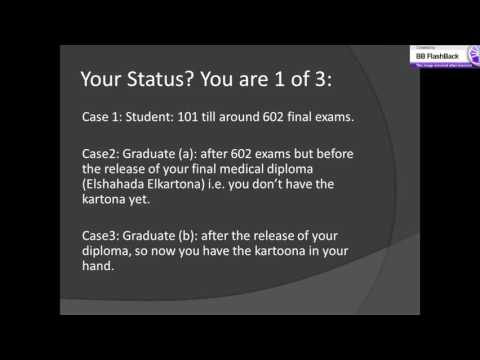 How to apply for the USMLE exams Mosa'ab Ammat   YouTube