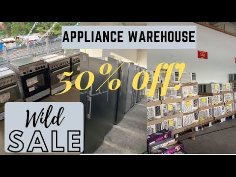 VLOG 22: SECRET Shop At Bodega Ng Murang APPLIANCES? 50% OFF! Warehouse Sale!