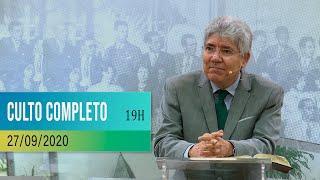 CULTO NOTURNO 19:00H | Igreja Presbiteriana de Pinheiros | IPP TV